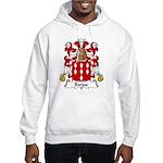 Barjac Family Crest Hooded Sweatshirt