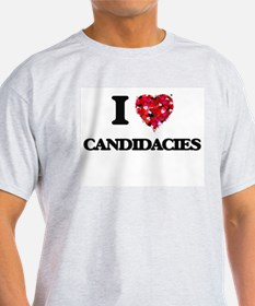 I love Candidacies T-Shirt