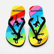 Born To Skate Flip Flops