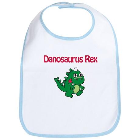 Danosaurus Rex Bib