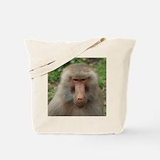 See You Soon, Baboon Tote Bag