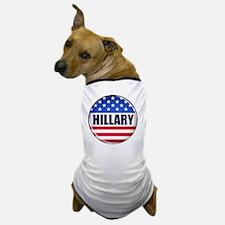 Vote Hillary 2016 Dog T-Shirt