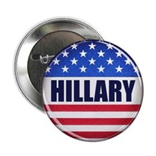 "Vote Hillary 2016 2.25"" Button"