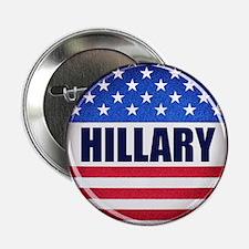 """Vote Hillary 2016 2.25"""" Button"""