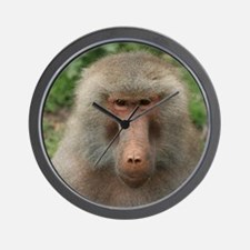 See You Soon, Baboon Wall Clock