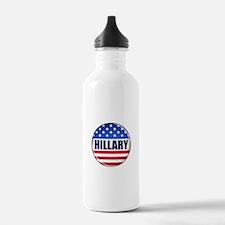 Vote Hillary 2016 Water Bottle