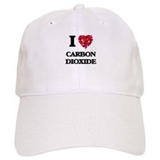 I love Carbon Dioxide Baseball Cap