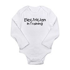 Cool Employer Long Sleeve Infant Bodysuit