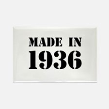 Made in 1936 Magnets