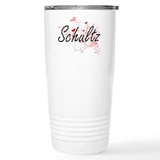Schultz Artistic Design Travel Mug