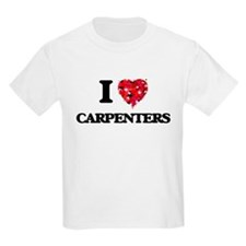 I love Carpenters T-Shirt