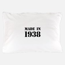 Made in 1938 Pillow Case