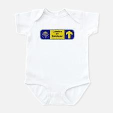 Camino de Santiago, Spain Infant Bodysuit