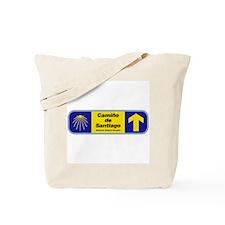Camino de Santiago, Spain Tote Bag