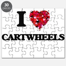 I love Cartwheels Puzzle