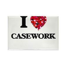 I love Casework Magnets