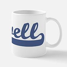 Newell (sport-blue) Mug