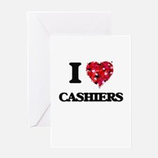I love Cashiers Greeting Cards