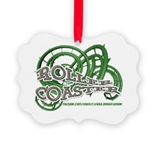 Youtube channel Roller Coaster GW Ornament