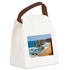 Great Ocean Road and Twelve Apost Canvas Lunch Bag