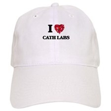 I love Cath Labs Baseball Cap