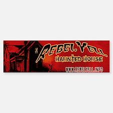 Rebel Yell Logo Bumper Bumper Bumper Sticker