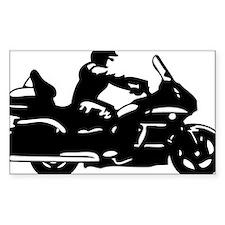 goldwing biker Decal
