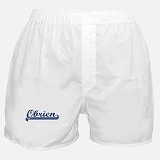 Obrien (sport-blue) Boxer Shorts