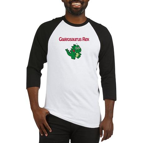 Gageosaurus Rex Baseball Jersey
