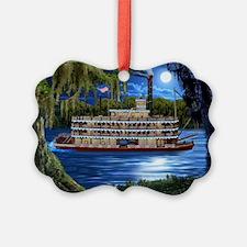 Cute Swamp Ornament