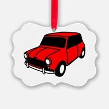 mini car Ornament