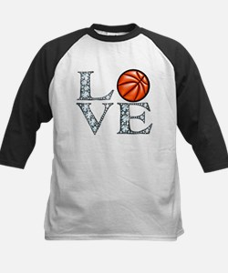 Love Basketball Baseball Jersey