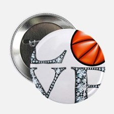 "Love Basketball 2.25"" Button (10 pack)"