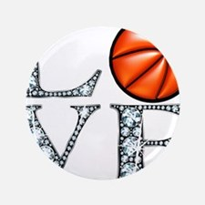 "Love Basketball 3.5"" Button (100 pack)"