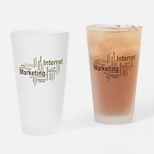 marketing mix.png Drinking Glass