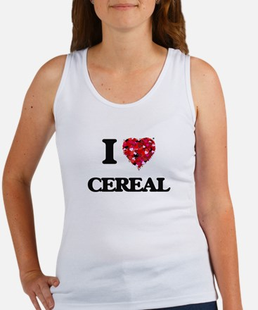 I love Cereal Tank Top