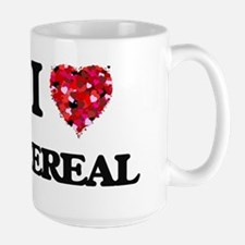 I love Cereal Mugs