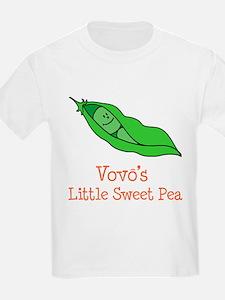 Vovo's (Grandpa) Sweet Pea T-Shirt