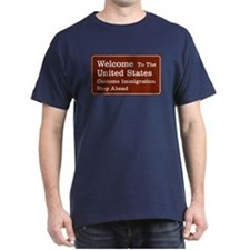 Welcome to the United States T-Shirt