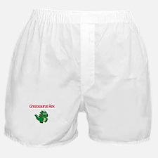 Gregosaurus Rex Boxer Shorts