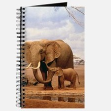 Family Of Elephants Journal