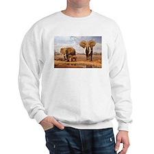 Family Of Elephants Sweater