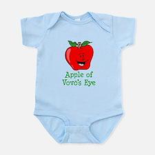 Apple of Vovo's (Grandpa) Eye Body Suit