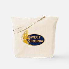 WVU Tote Bag