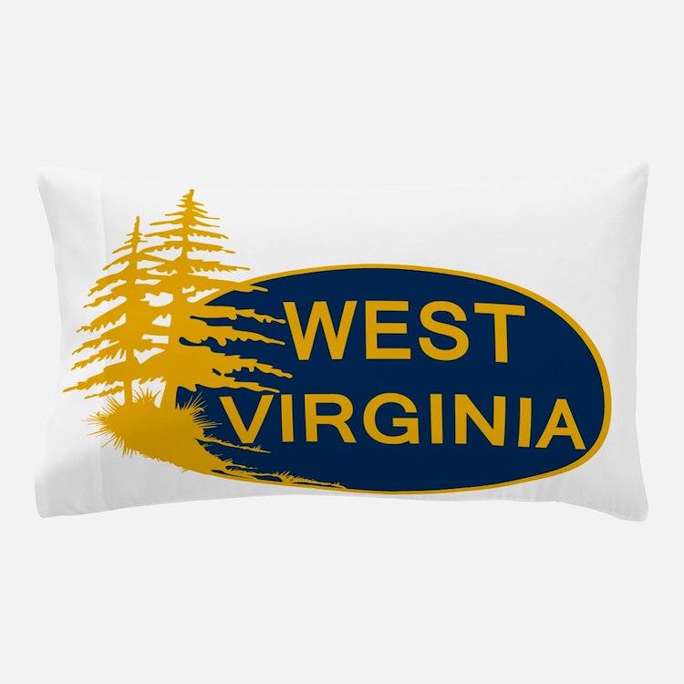 WVU Pillow Case
