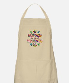 Happiness is Tap Dancing Apron