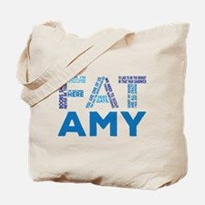 Pitch Perfect 2 Fat Amy Quotes Tote Bag