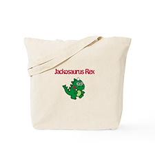 Jackosaurus Rex Tote Bag