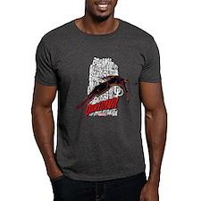 Daredevil Falling T-Shirt