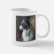 Aussie Blue Mugs